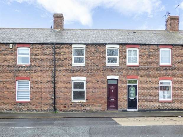 2 Bedrooms Terraced House for sale in Cowpen Road, Blyth, Northumberland