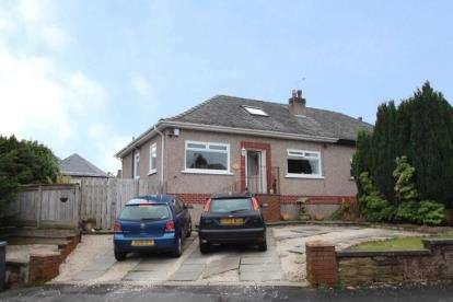 2 Bedrooms Bungalow for sale in Pentland Crescent, Paisley