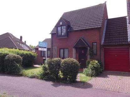 3 Bedrooms Detached House for sale in Willen Park Avenue, Willen Park, Milton Keynes, Buckinghamshire