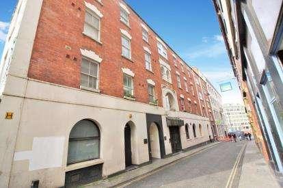 1 Bedroom Flat for sale in St. Stephens Street, Bristol