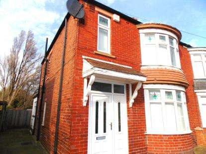 3 Bedrooms Semi Detached House for sale in Harrow Road, Middlesbrough