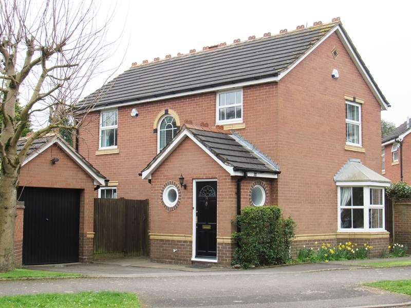 4 Bedrooms Detached House for sale in Shelly Crescent, Monkspath, Solihull
