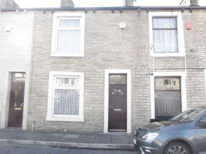 2 Bedrooms Terraced House for sale in Hambledon Street, Padiham, Burnley, Lancashire, BB12