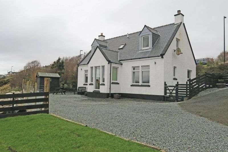 3 Bedrooms Detached House for sale in Kylas, Dunvegan, Isle Of Skye