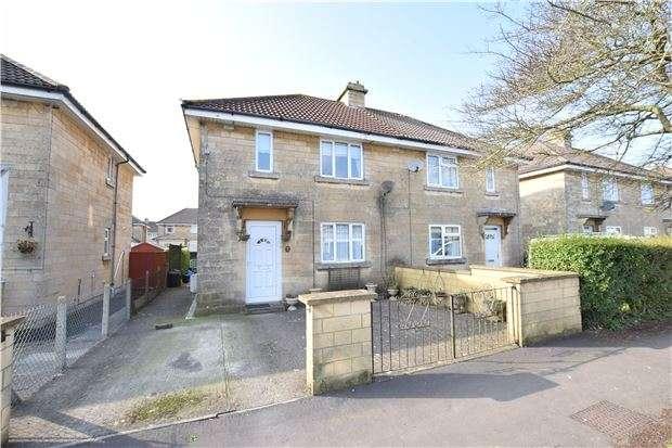 3 Bedrooms Semi Detached House for sale in Upper Bloomfield Road, BATH, Somerset, BA2 2RZ
