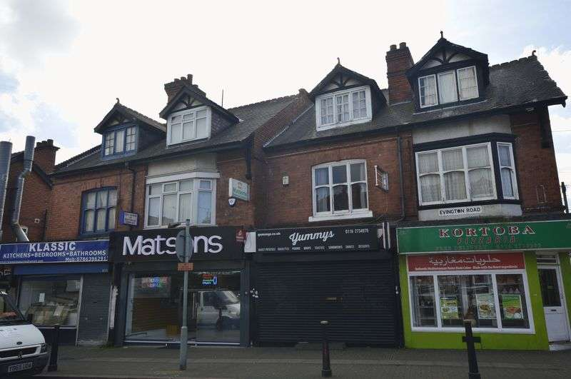 Property for sale in Evington Road, Leicester