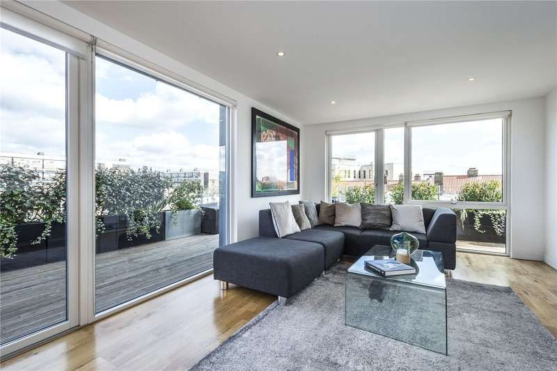 2 Bedrooms Flat for sale in Grange Road, London, SE1