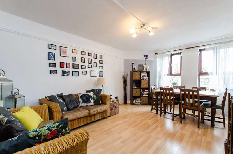 3 Bedrooms Flat for sale in New Park Road, Brixton, SW2