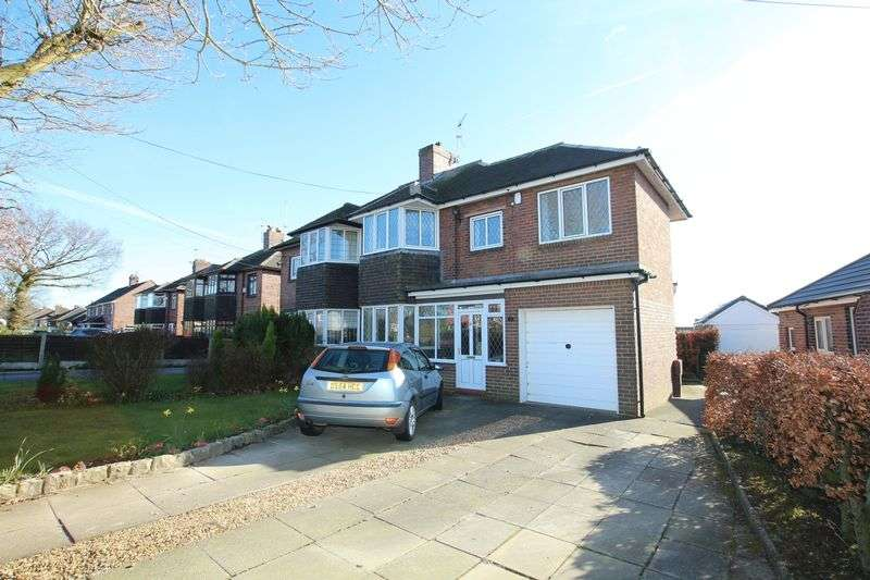4 Bedrooms Semi Detached House for sale in Park Lane, Biddulph