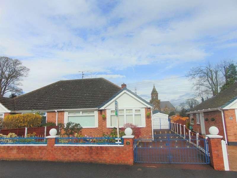 2 Bedrooms Semi Detached Bungalow for sale in Childer Crescent - Little Sutton