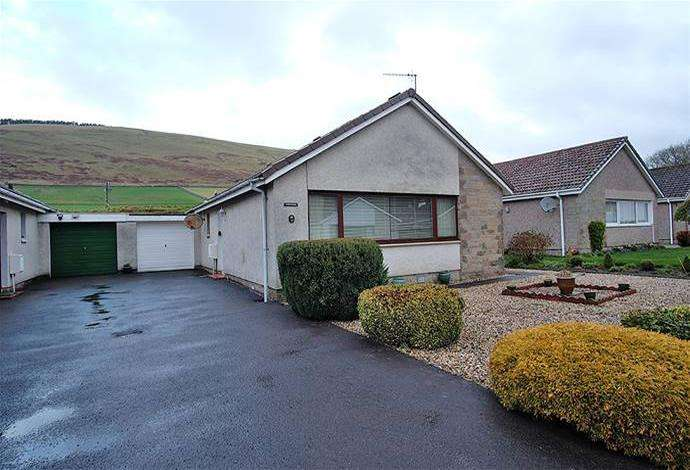 2 Bedrooms Bungalow for sale in Windyknowe, 18 Nursery Park, Innerleithen, EH44 6JB