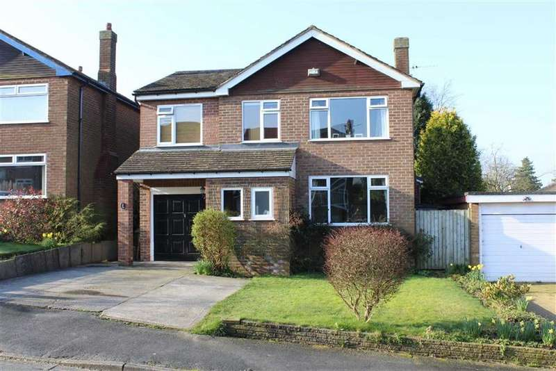 5 Bedrooms Detached House for sale in Heysbank Road, Disley, Stockport, Cheshire