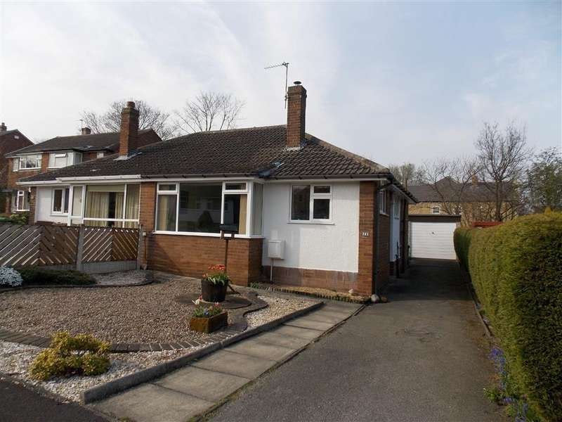 2 Bedrooms Semi Detached Bungalow for sale in Thornhill Croft, Walton, Wakefield, WF2