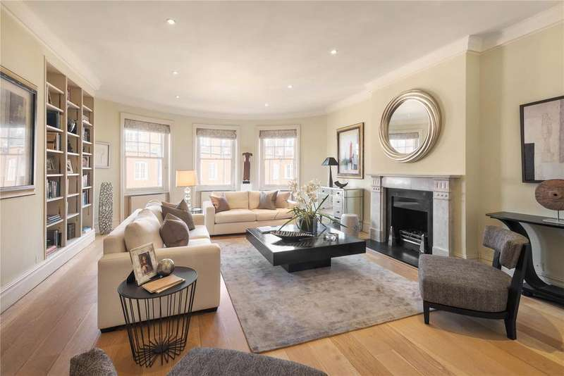 2 Bedrooms Flat for sale in Sloane Court West, London