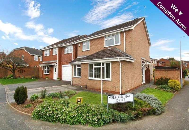 5 Bedrooms Detached House for sale in Melford Hall Drive, West Bridgford, Nottingham, NG2