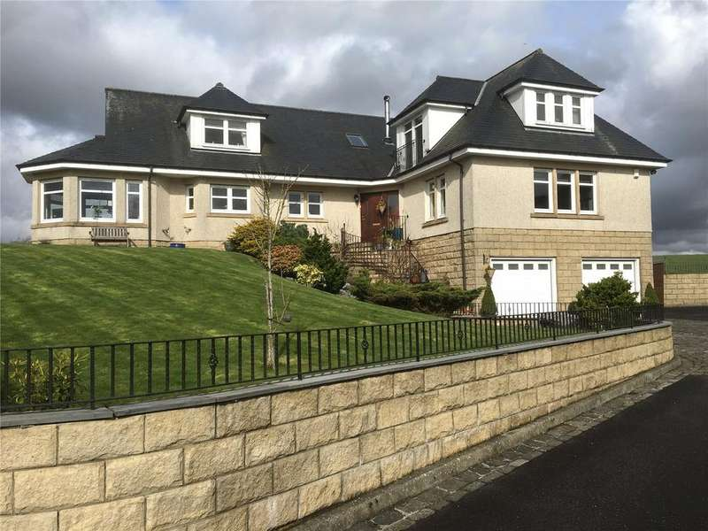 5 Bedrooms Detached House for sale in Bonnyside Road, Bonnybridge, Stirlingshire