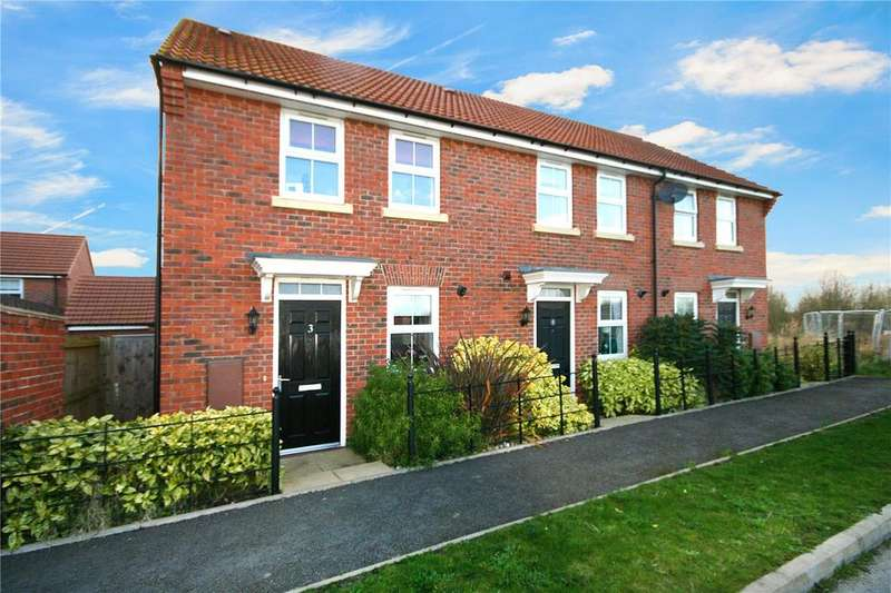 2 Bedrooms Terraced House for sale in Newton Abbot Way, Bourne, PE10