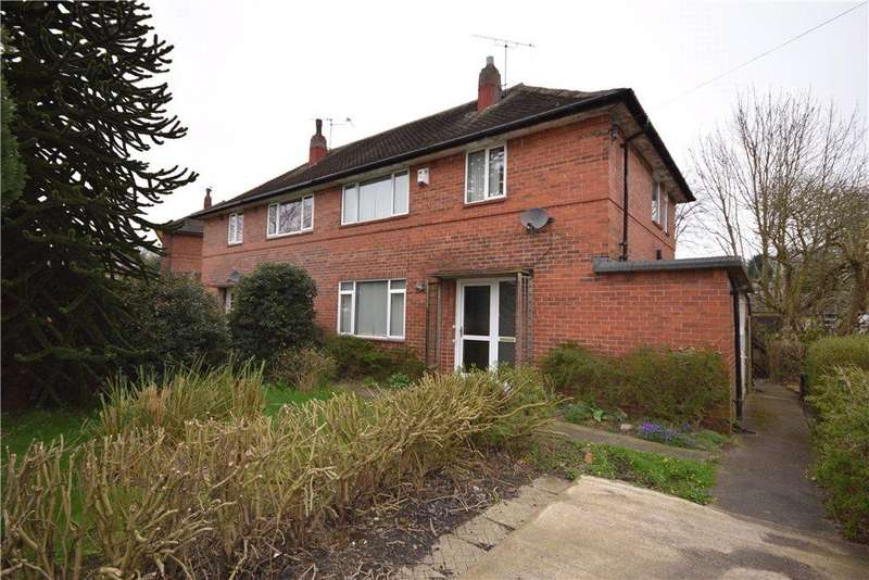 3 Bedrooms Semi Detached House for sale in Easterly Road, Leeds