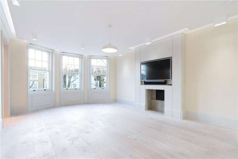 2 Bedrooms Apartment Flat for sale in Hamilton Terrace, St John's Wood, London, NW8