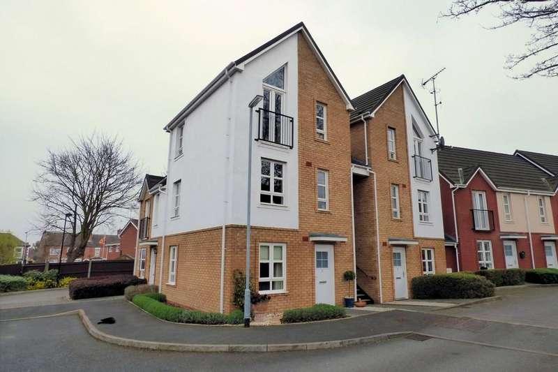 1 Bedroom Apartment Flat for sale in Heathlands Grange, Burton-on-Trent