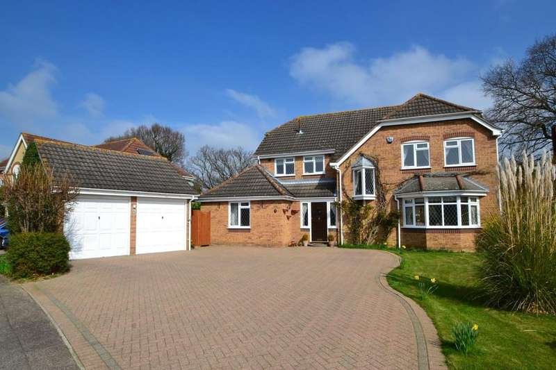 4 Bedrooms Detached House for sale in Christchurch Park, Ipswich