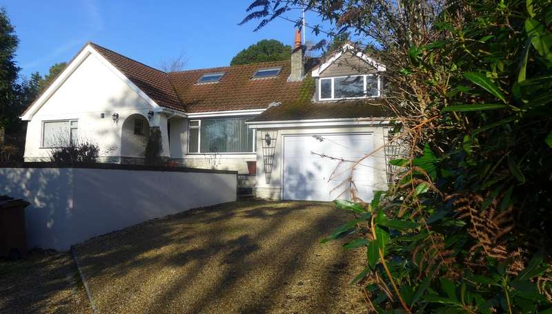 4 Bedrooms Detached House for sale in WEST PARLEY