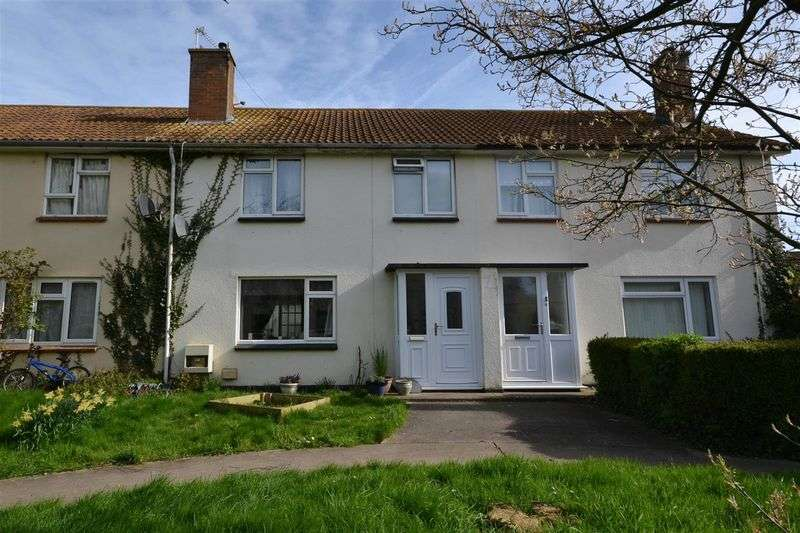 3 Bedrooms Terraced House for sale in Priory Close, Cannington