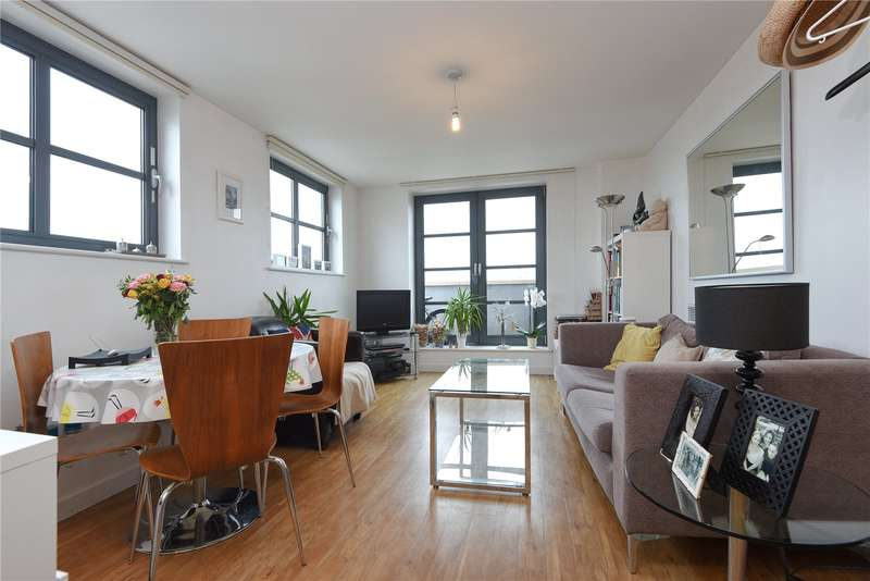 2 Bedrooms Flat for sale in Commercial Road, London, E14