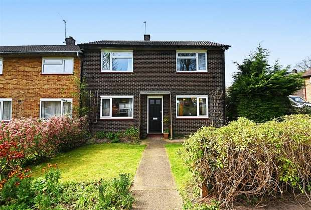 3 Bedrooms End Of Terrace House for sale in Elmshurst Crescent, East Finchley, N2