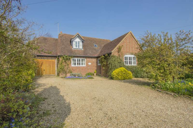 3 Bedrooms Detached House for sale in Henfield View, Warborough, Wallingford, OX10
