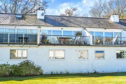 2 Bedrooms Terraced House for sale in Glyn Y Mor, Llanbedrog, Gwynedd, LL53