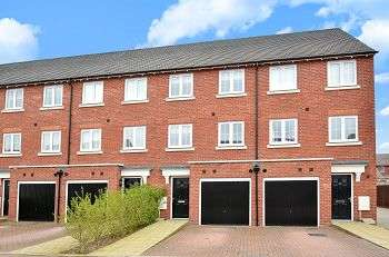 4 Bedrooms Town House for sale in Ravens Dene, Elmstead Woods, Chislehurst, Kent, BR7 5FL
