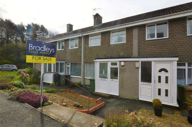 2 Bedrooms Terraced House for sale in Lotherton Close, Plymouth, Devon