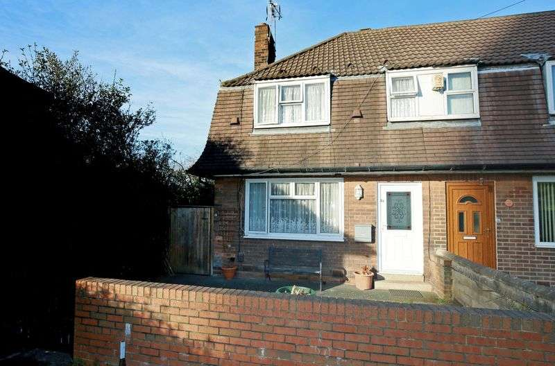 2 Bedrooms Semi Detached House for sale in Foundry Mill Drive, Leeds