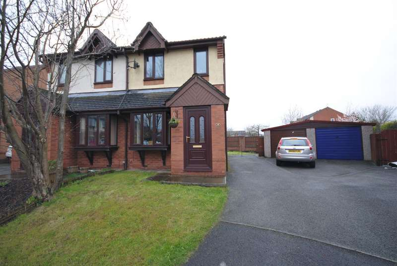 2 Bedrooms Property for sale in Pennell Drive Worsley Mesnes, Wigan