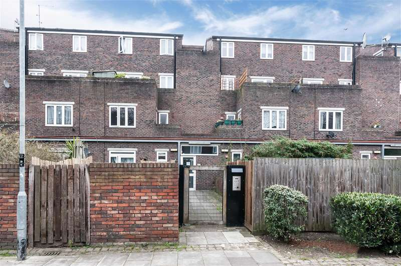 3 Bedrooms Maisonette Flat for sale in Coopers Lane, London, NW1 1HA