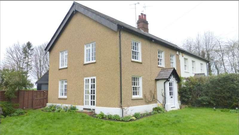 4 Bedrooms Semi Detached House for sale in Church Farm Cottages, Aldenham