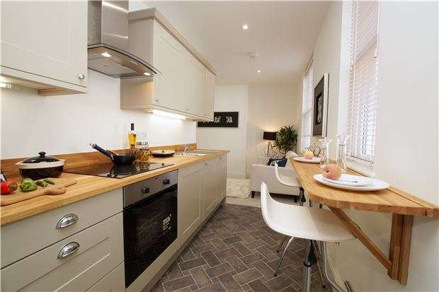 1 Bedroom Flat for sale in Flat 2 12 Parkhurst Road, BEXHILL-ON-SEA, East Sussex, TN40 1DF