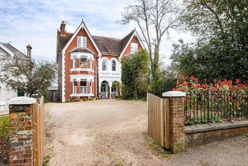5 Bedrooms Semi Detached House for sale in Wickham Hill, Hurstpierpoint