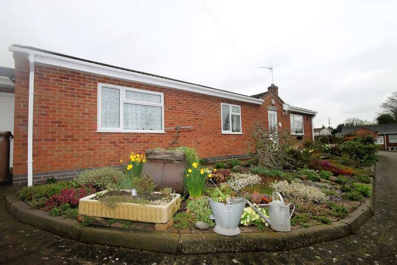 3 Bedrooms Detached House for sale in May Meadow Close, Barlestone