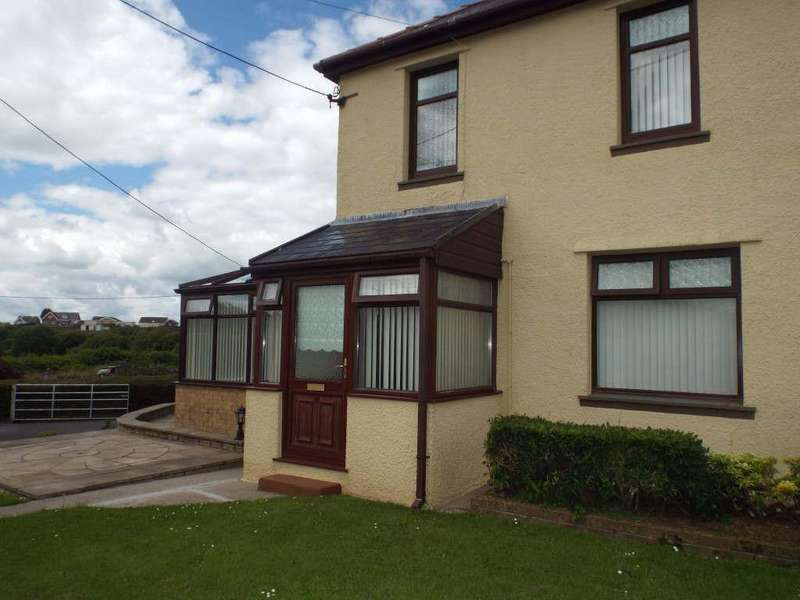 3 Bedrooms Semi Detached House for sale in Banc Y Gors, Upper Tumble