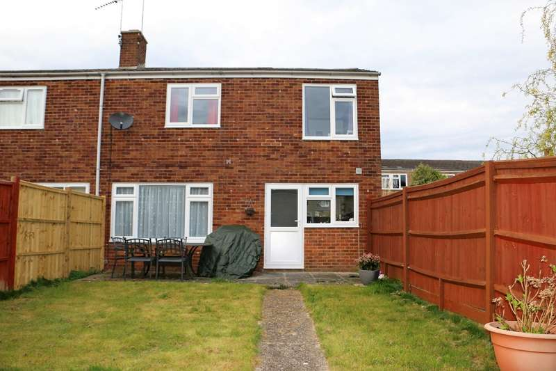 2 Bedrooms End Of Terrace House for sale in Lilac Way, Basingstoke, RG23