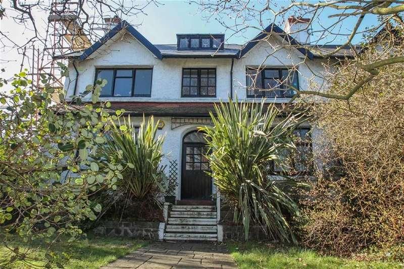 4 Bedrooms Semi Detached House for sale in Brunswick Road, Douglas