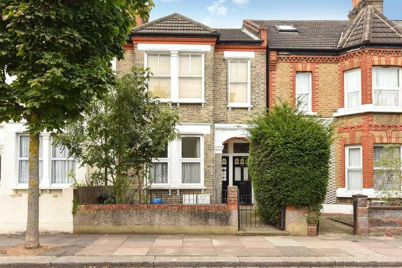 2 Bedrooms Flat for sale in Byton Road, Tooting, SW17