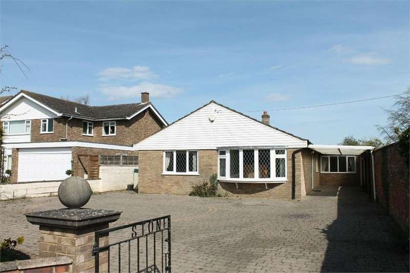 2 Bedrooms Detached Bungalow for sale in Hanslope, MILTON KEYNES, Buckinghamshire