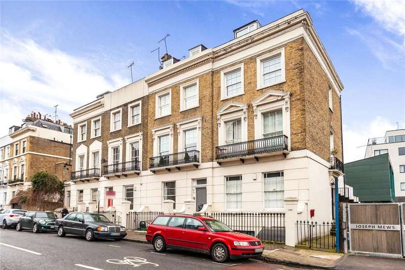 2 Bedrooms Maisonette Flat for sale in Westbourne Road, Barnsbury, N7