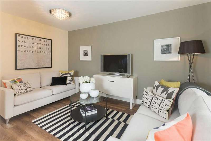 2 Bedrooms Terraced House for sale in Chesterton Gardens, Leamington Spa