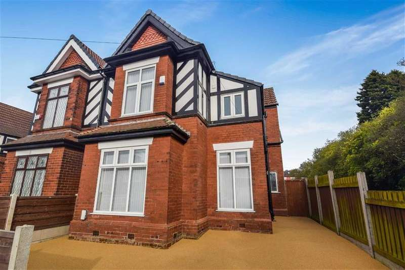 5 Bedrooms Semi Detached House for sale in Bishop Road, Salford