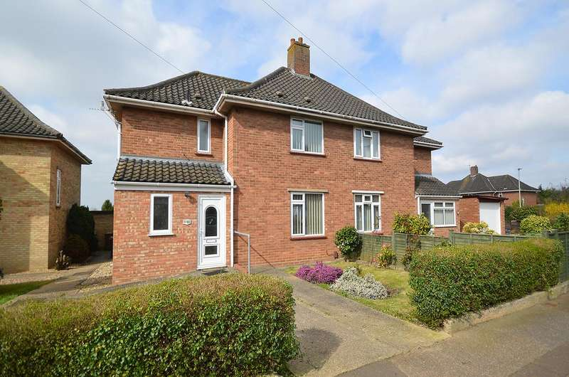 3 Bedrooms Semi Detached House for sale in Pettus Road, Norwich