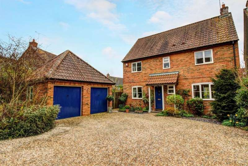 4 Bedrooms Detached House for sale in Bramble Hill, Valley Park, Chandlers Ford